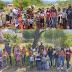 Priístas Entregan Útiles Escolares a Niños de Comunidades de Álamos