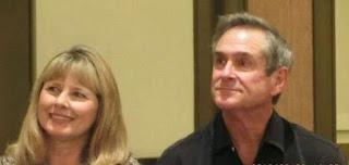 Donna Joan Shaffer-Ackles with her spouse Alan Roger Ackles