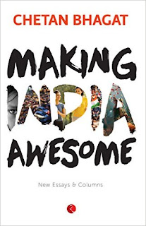 Chetan Bhagat Making India Awesome Book PDF Download Free Online