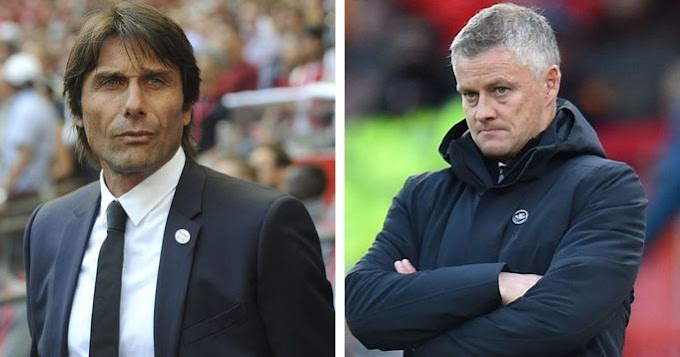 Conte ready and willing to takeover as Unted manager
