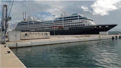 Αναγνώστης για την παρουσία του κρουαζιερόπλοιου στην Πρέβεζα – τέως πρόεδρος της Ένωσης Εφοπλιστών Κρουαζιερόπλοιων