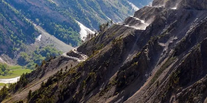 ज़ोजि ला पास भारत - The Zoji la Pass India