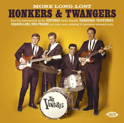 VA - More Long-Lost Honkers & Twangers