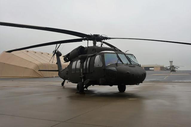 biến thể mới nhất của trực thăng UH-60 Black Hawk