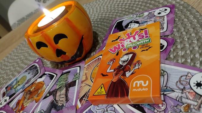 Wirus! Halloween - szczypta grozy i więcej wrednej rozgrywki! Wrażenia z dodatku