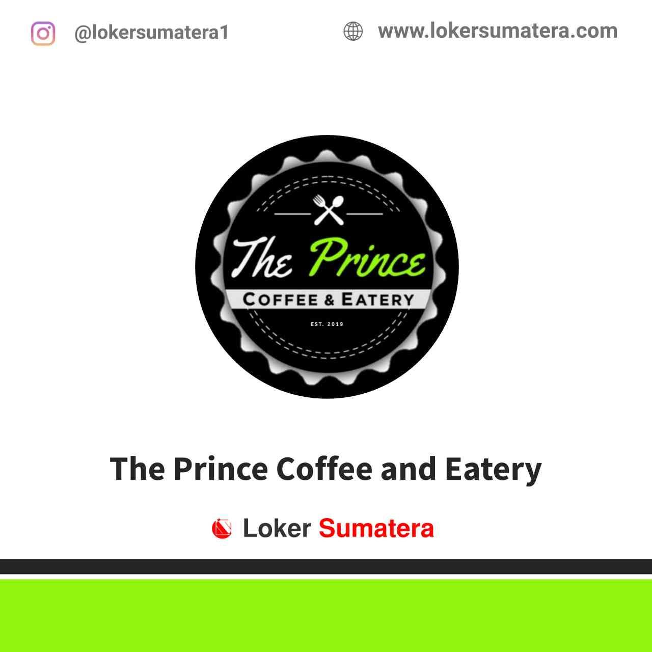 The Prince Coffee and Eatery Pekanbaru