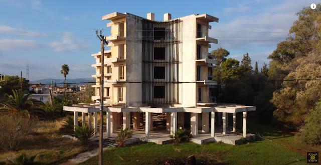 """""""Hotel Angela"""": Ο Σεισμός του 81, οι θάνατοι των ιδιοκτητών, το πλιάτσικο και η μελλοντική κατεδάφιση (βίντεο)"""