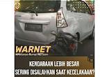 Mengapa Kendaraan Lebih Besar Sering Disalahkan Saat Kecelakaan?