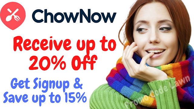 ChowNow Promo Code - Free First Order 2022
