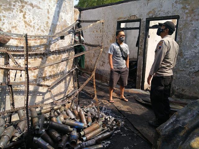 Satu Orang Tewas Akibat Kebakaran Rumah di Purbalingga