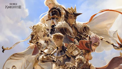 Seven Knights 2 APK + OBB For Android