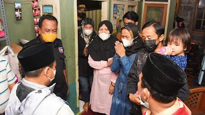 Wagub Jabar Temui Orang Tua Korban Penganiayaan di Bogor