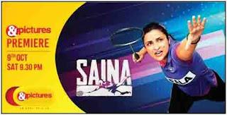 Meghna Malik,youth icon,Parineeti Chopra,Olympics,bollywood upcoming movie,Saina Nehwal,&pictures,entertainment news,Biopic,Manav Kaul,Indian badminton player,premiere of Saina,Amole Gupte,