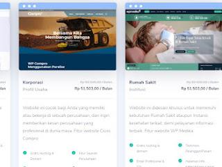 Jasa Website Bandung Murah 50Ribuan Profesional Berkualitas Tinggi