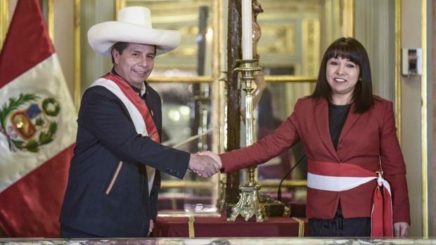 Mirtha Vásquez es la nueva premier