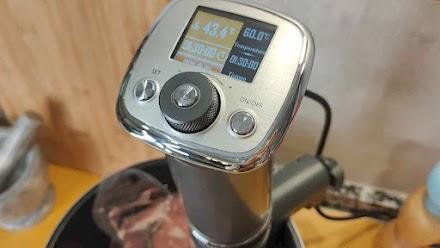 KitchenBoss G320 - el RONER más avanzado para cocinar a baja temperatura con SOUS VIDE