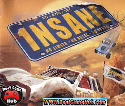 Insane Full Version PC Game Free Download
