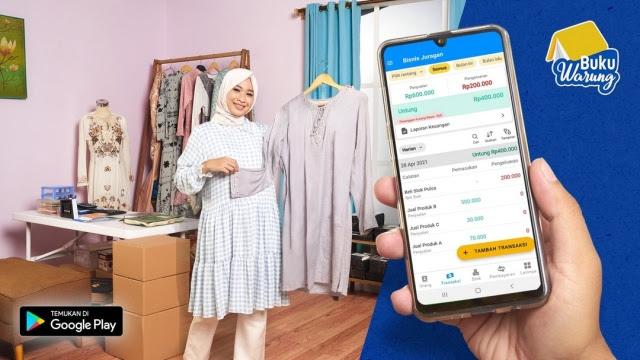 Cara Menggunakan Fitur Pembayaran Digital Bebas Biaya di BukuWarung