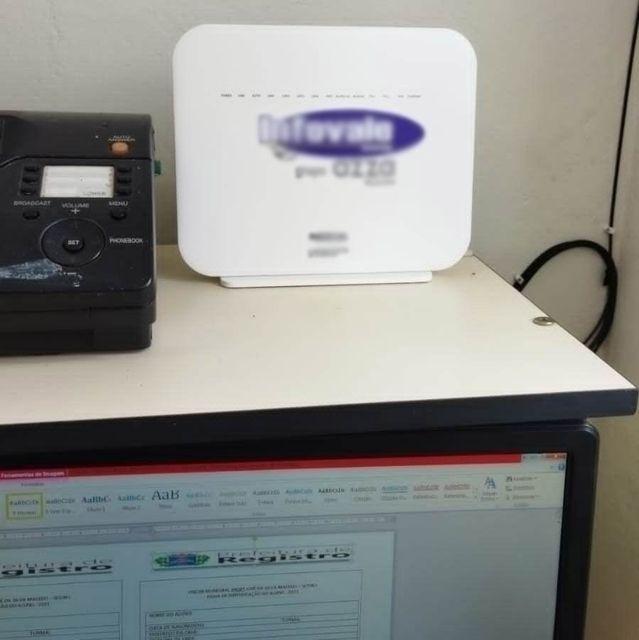 Secretaria de Educação instala internet de alta velocidade em todas as Creches Municipais