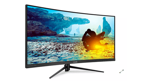 PhilipsLayar LCD Lengkung Full HD  322M8CZ/70