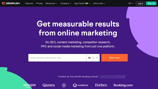 SEMRUSH REVIEW: WORLD'S BEST SEO TOOLS FACTORY TO IMPROVE WEB RANKING
