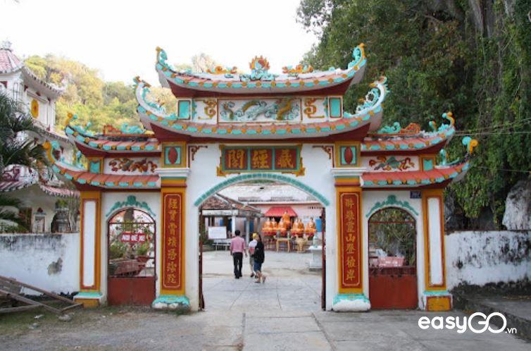 địa điểm du lịch Kiên Lương