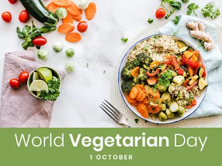 World Vegetarian Day 2021: Date, history and Theme