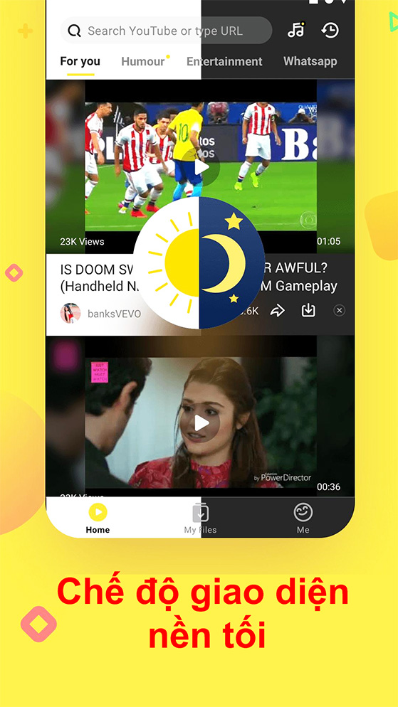 Tải Snaptube Apk, Công cụ download video Youtube cho Android g
