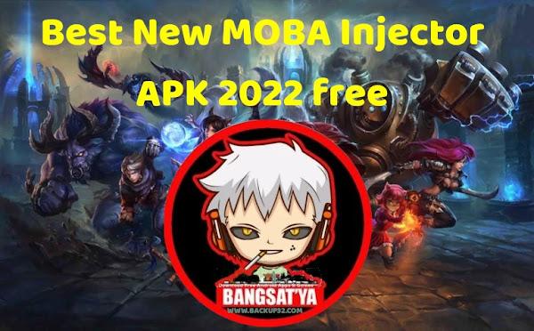 تحميل تطبيق Best New MOBA Injector APK احدث اصدار 2022