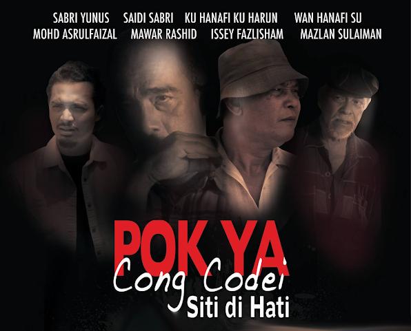 Telefilem Pok Ya Cong Codei Siti Di Hati (Astro Citra)