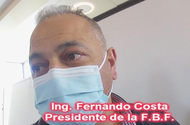Presidente de la FBF