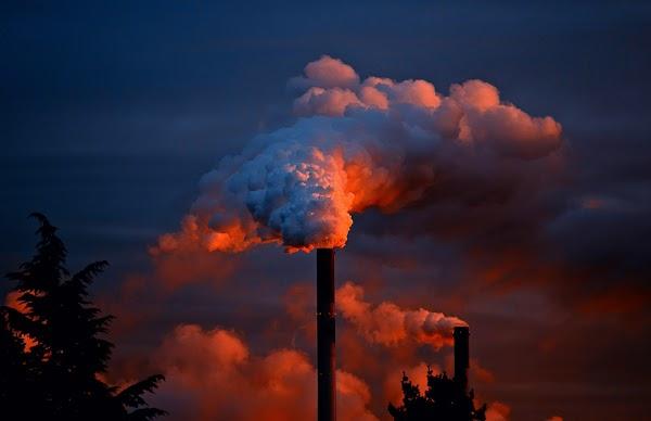 5 Gas Penyusun Atmosfer