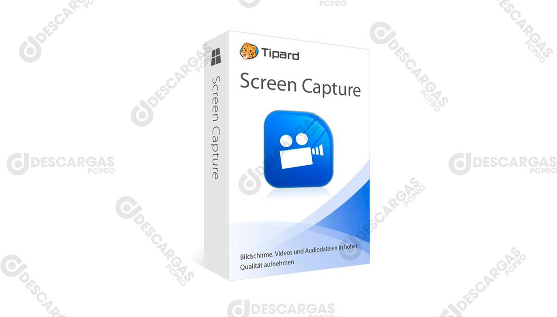Tipard Screen Capture v2.0.18, Capturar la pantalla y Grabar Video / Audio
