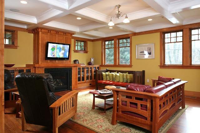 Interior Kayu, sumber Ruang Arsitek