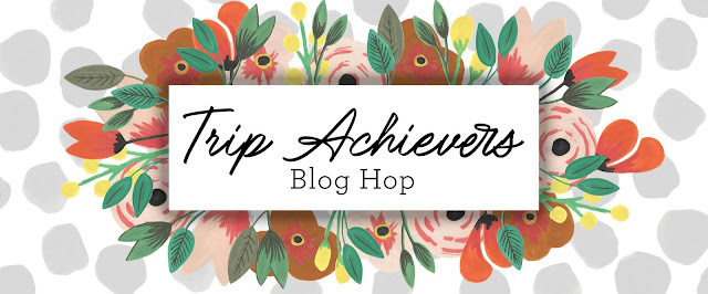 Stampin' Up!® Trip Achievers Blog Hop October 2021| Expression in Colour Kit