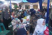 Akabri 90 Gencarkan Vaksinasi Massal di Kabupaten Asahan