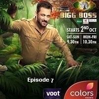 Bigg Boss (2021) Hindi Season 15 Episode 07 Watch Online Movies