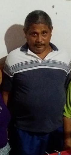 Família procura por homem desaparecido em Novo Oriente