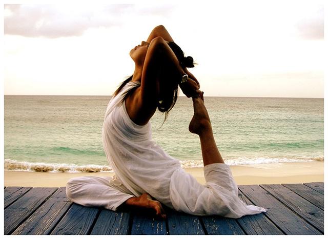 thể dục yoga