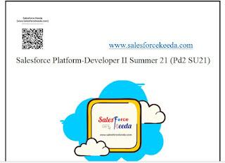 Salesforce Platform-Developer II Summer 21 (Pd2 SU21) Dumps
