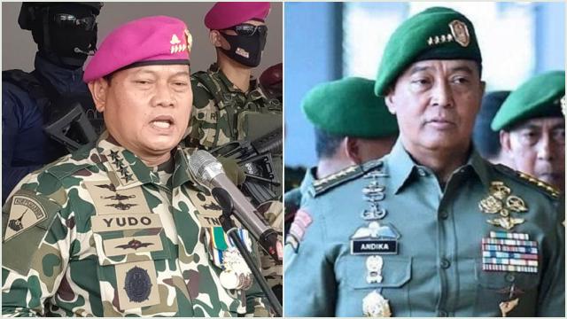 Survei Calon Panglima TNI: Andika Unggul Integritas, tapi Kalah dari Yudo soal Anti Korupsi