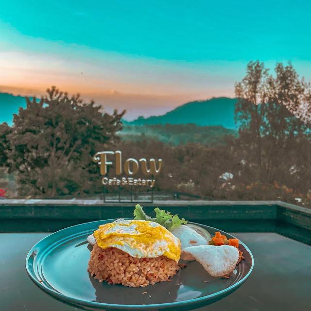 Menu di Flow Cafe and Eatery Salatiga