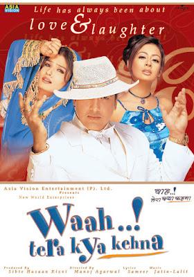 Waah Tera Kya Kehna (2002) Hindi 720p HDRip x265 HEVC 680Mb