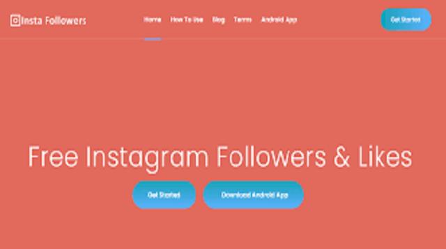 Website Penambah Followers Instagram Gratis