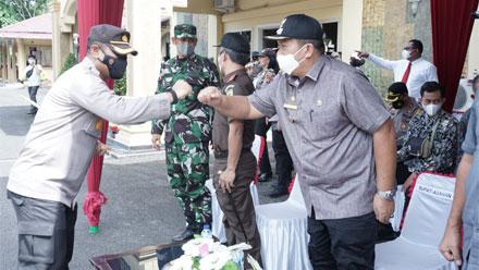 Polres Asahan Launching Polisi Rindu Masyarakat