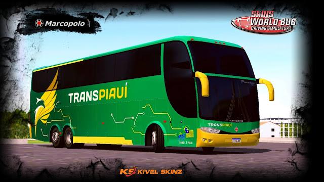 PARADISO G6 1550 LD - VIAÇÃO TRANSPIAUI