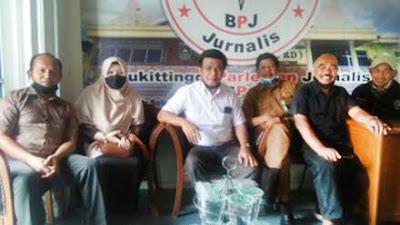 Sekretariat DPRD Labuhan Batu Kunker ke Bukittinggi Parlemen Jurnalis