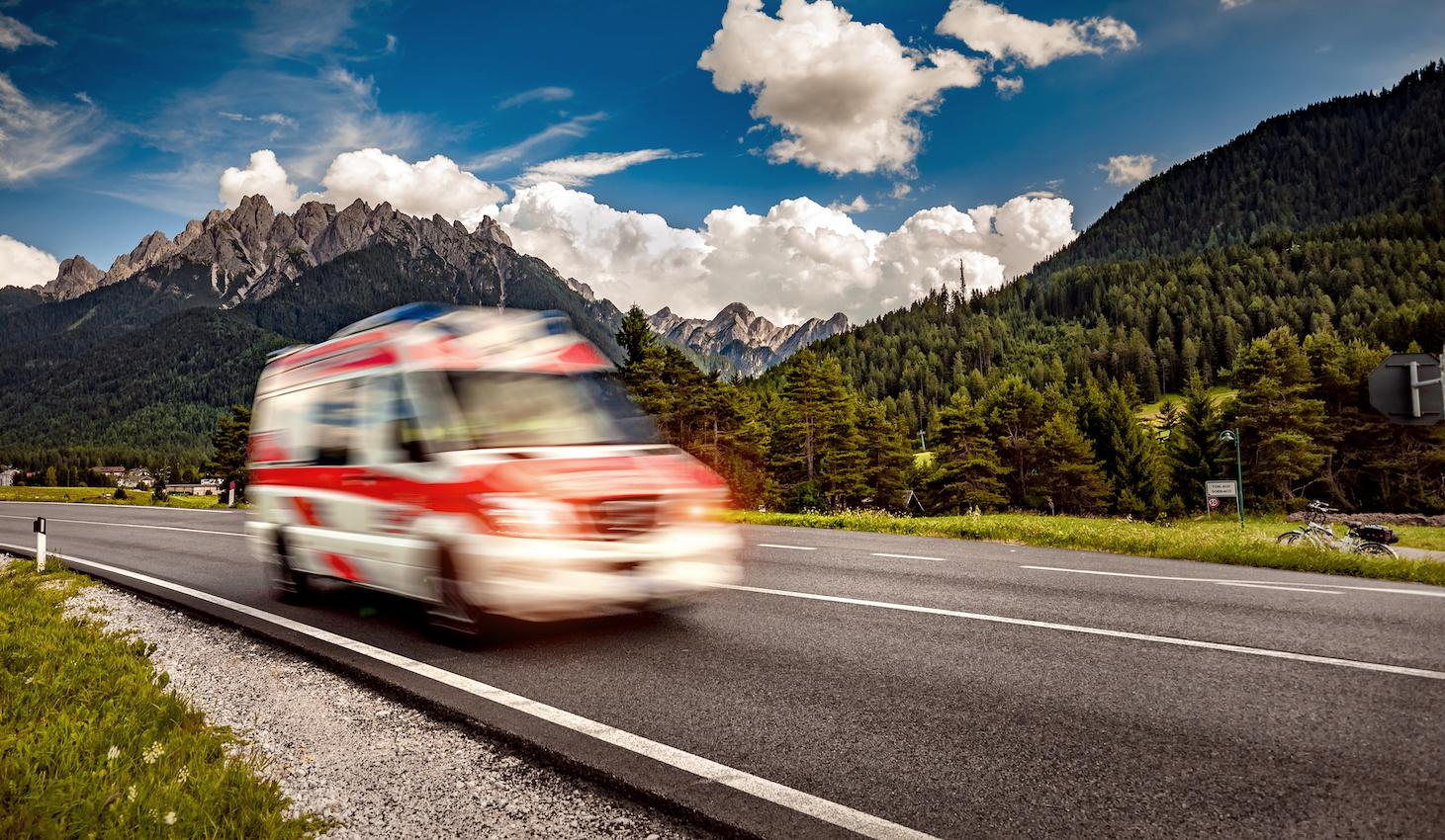 ERC donates ambulances to support Ethiopia