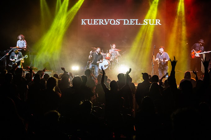 #Galería: Kuervos Del Sur en el Teatro Caupolicán