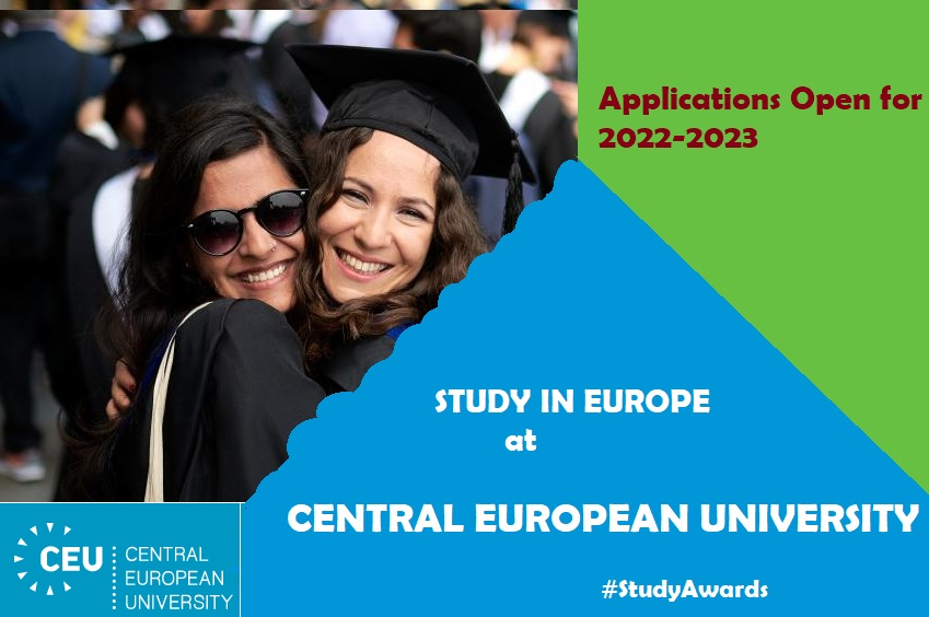 Applications for Enrollments with Financial Aid now Open - Central European University